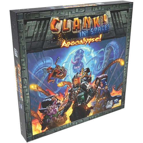 Clank! In Space! Apocalypse! Expansion – Cover