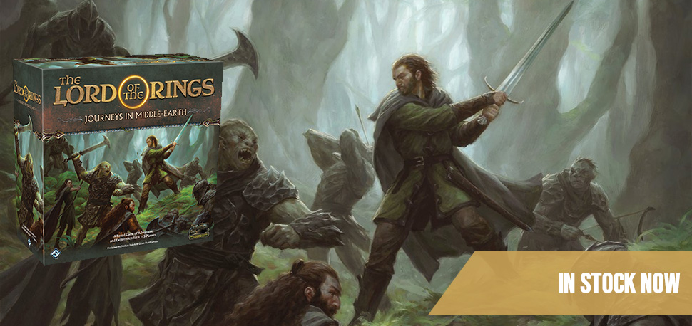Journeys in Middle Earth Banner 1.0