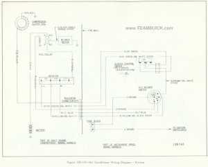 1966 Buick Riviera, Air Conditioner Wiring Diagram