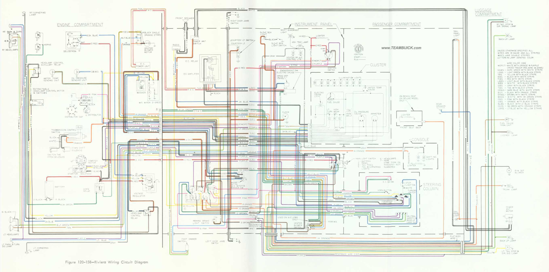 Buick Riviera Wiring Diagram