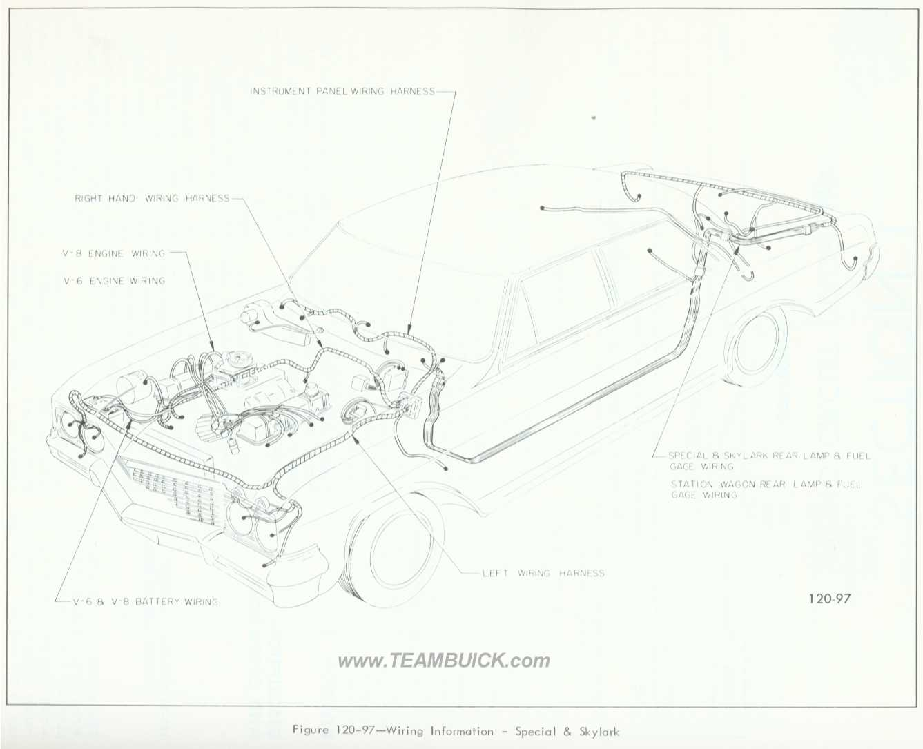 Buick Special Wiring Diagram