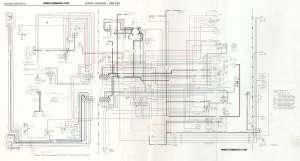 ***1967 Buick Special, Skylark, GS400 wiring diagram***