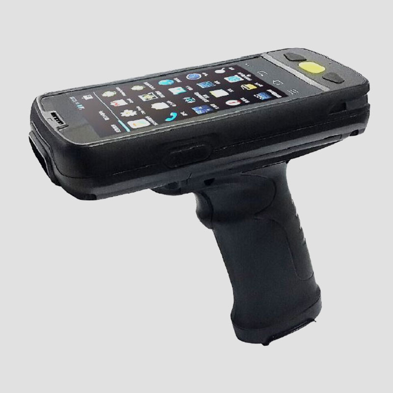 Handheld scanner unit