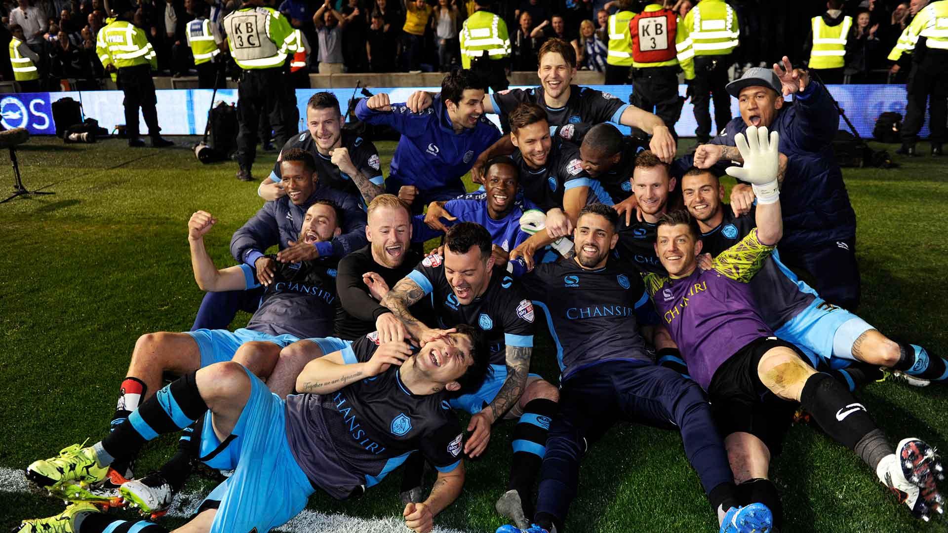 Sheffield Wednesday Celebrate