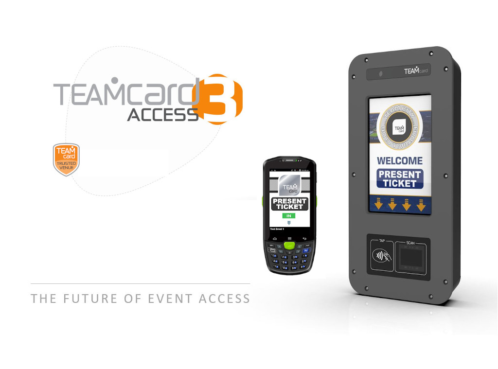 Team Card Access Control
