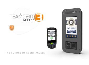 Team Card Access Control