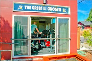 The Green Microgym