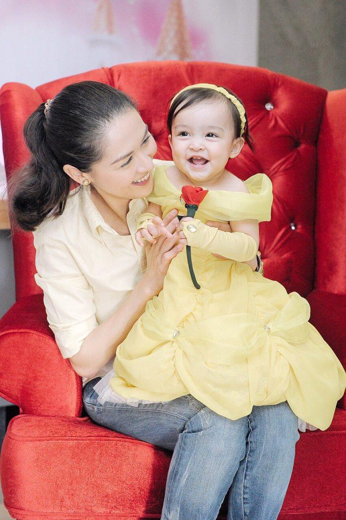 Yellow Dress Caption