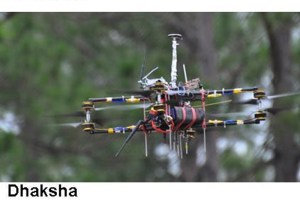DARPA's crowdsourced UAV competition in International Arena (10-20th May 2012)