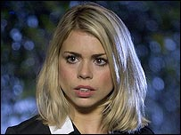 Billie Piper leaves Doctor Who