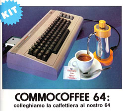 Commocoffee 64