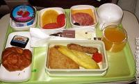 Food on EVA Air