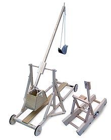 Trebuchet and Catapult Kits