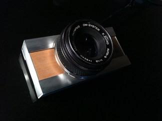 LowFi digital camera mod