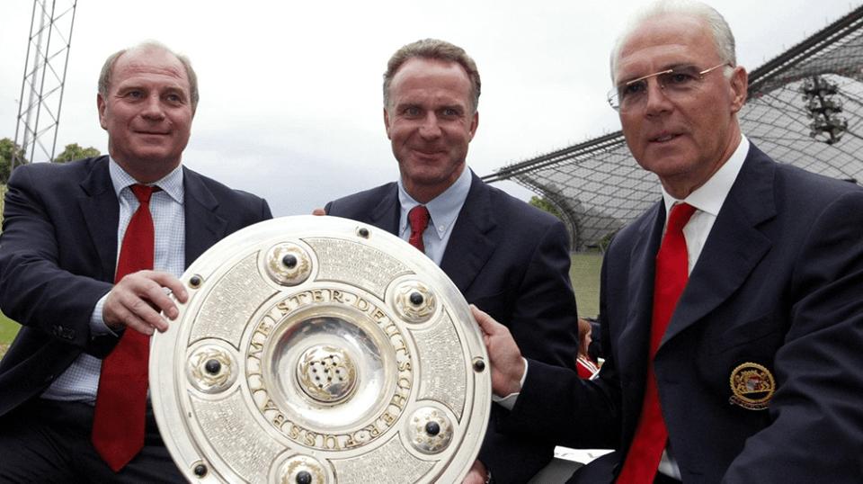 Sikersztori Bayern-módra