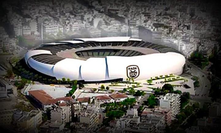 New PAOK Stadium