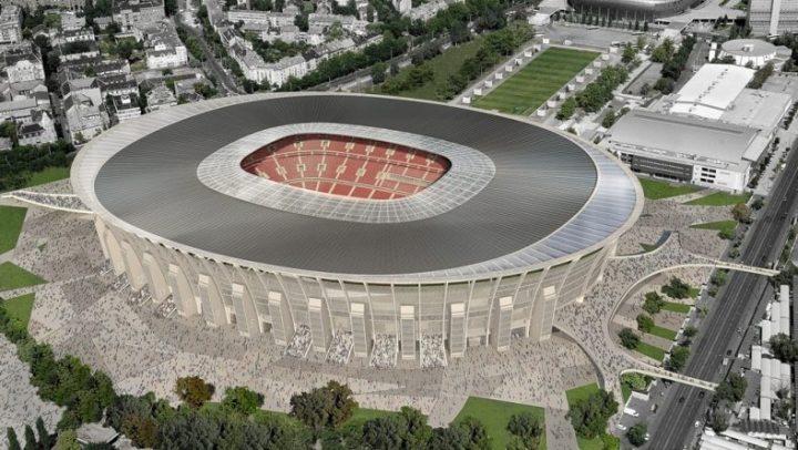 Új Puskás Ferenc Stadion