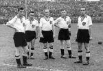 A német foci a II. világháború idején
