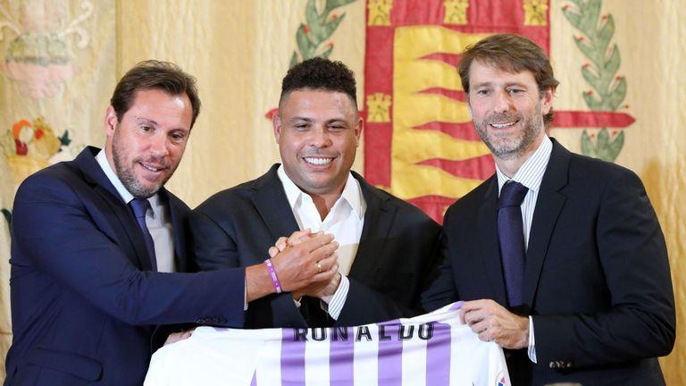 Miért vásárolta meg Ronaldo a Real Valladolid csapatát?