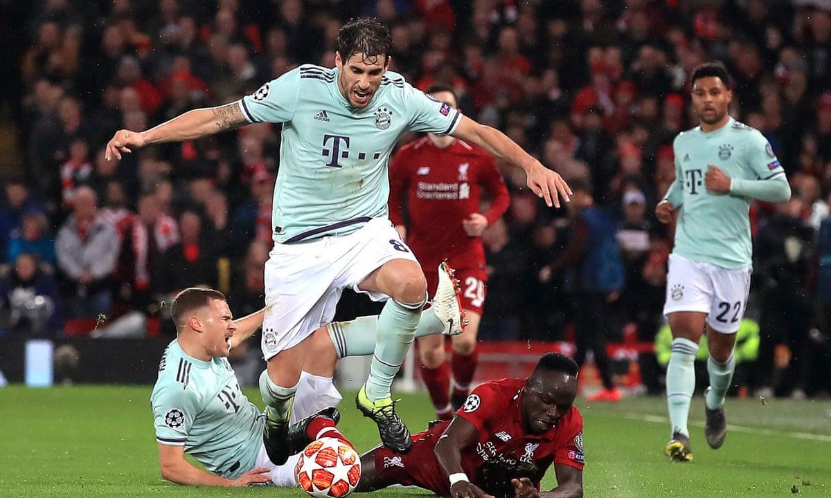 Hősiesen védték kapujukat a Bayern játékosai