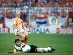 Amikor Ronald Koeman meggyalázta a német mezt