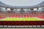 A foci EB helyszínei: Budapest