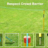 Respect Crowd Barrier (Samba)