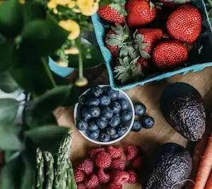 organic food image