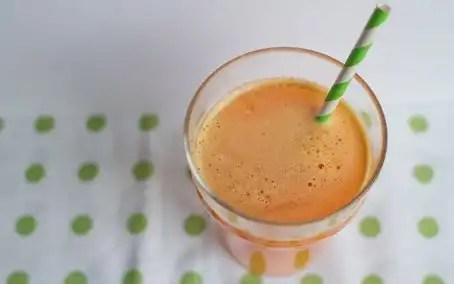 Orange twist juice recipe