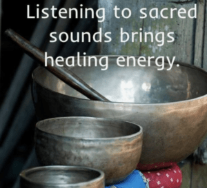 sound meditation bowls