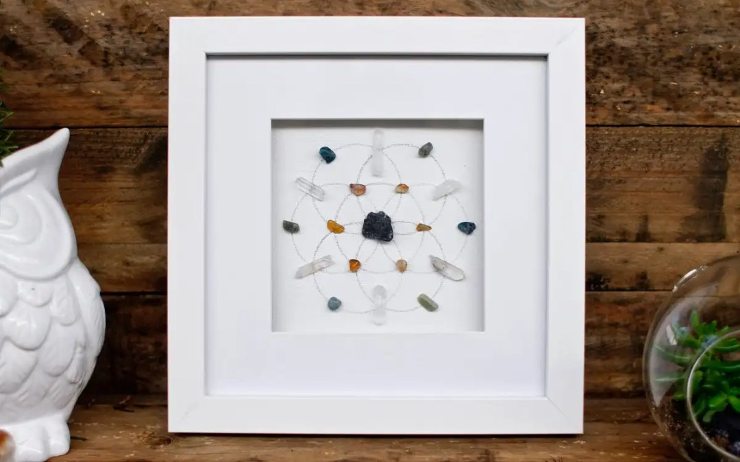 Top 3 Benefits of Using Crystal Grids