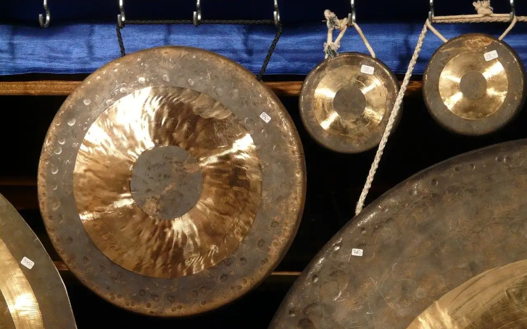 Top 5 Benefits of Gong Bath Sound Meditation
