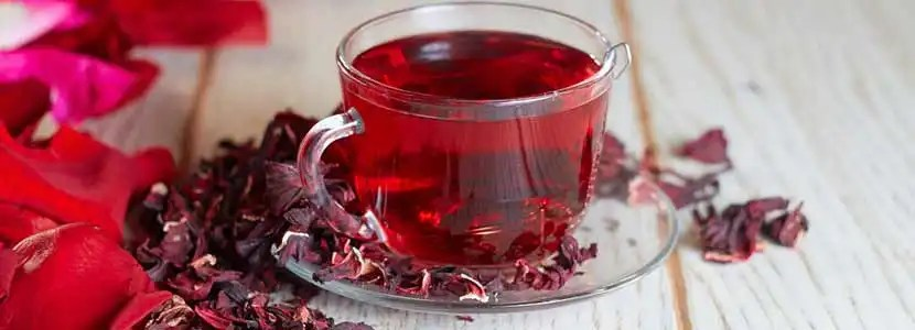 Top 5 health benefits of drinking hibiscus tea