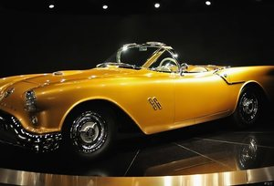 Oldsmobile Rocket F-88, Almost stopped Corvette productipn The World's Rarest Automobile Olds Rocket F-88 classic cars