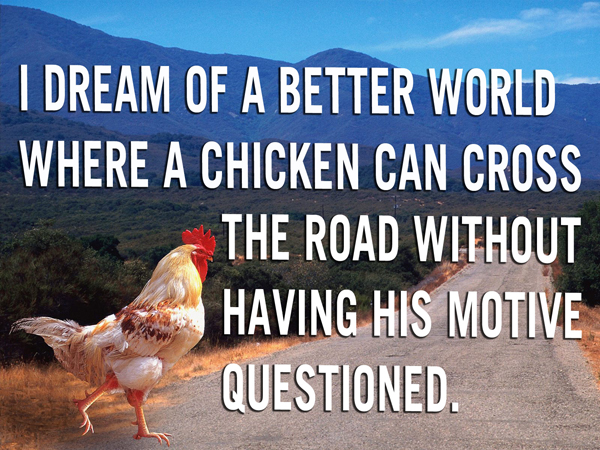 Chickens Good Quotes: 14 Inspirational, Motivational Funny Posters