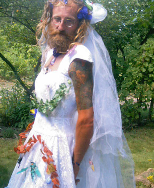 Funny Mother of the Groom Dress
