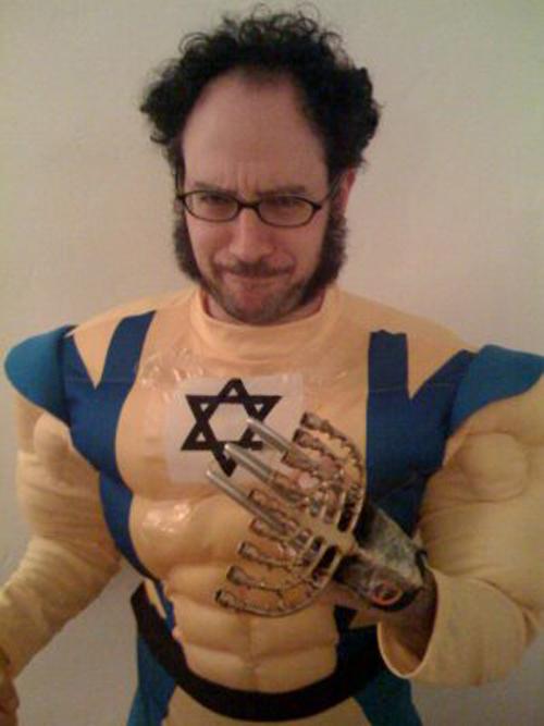 Jewish Wolverine, ~Worst Halloween Costumes: 23 Bad, Stupid & Tasteless