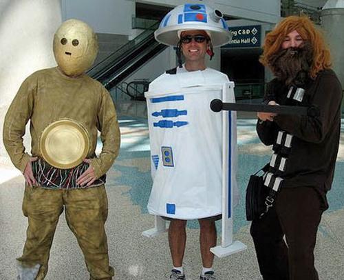 Star Wars Halloween Costume ~Worst Halloween Costumes: 23 Bad, Stupid & Tasteless