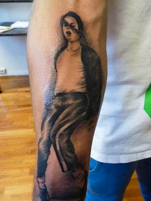 bad michael jackson tattoos worst tattoos ever , horrible tattoos, ugliest tattoos, ugly stupid people funny pictures, funny russian pictures fotos worst tattoo pics pictures wtf tattoos fail awkward family photos