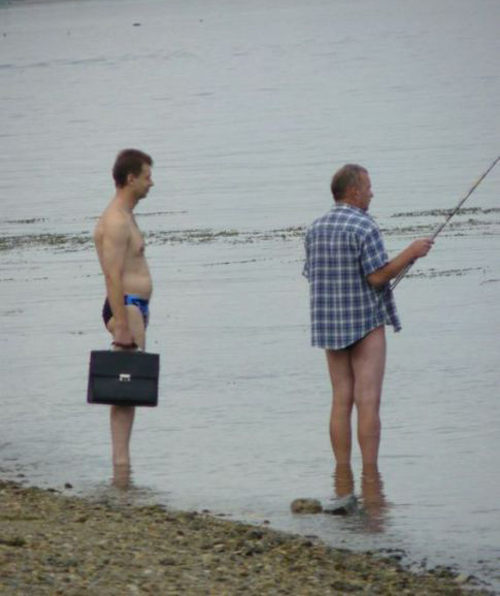 Bear Pool Party | Is There Life Beyond Fishing ...