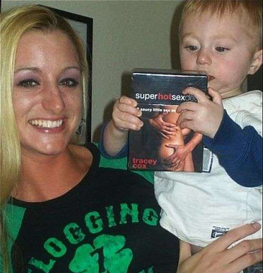 Mom Baby holding sex video dvd Worst Parents Bad Parents Bad Parenting Moms Dads Awkward Family Photos Stupid Parents Crazy Bad Example Terrible Horrible Awful Weird