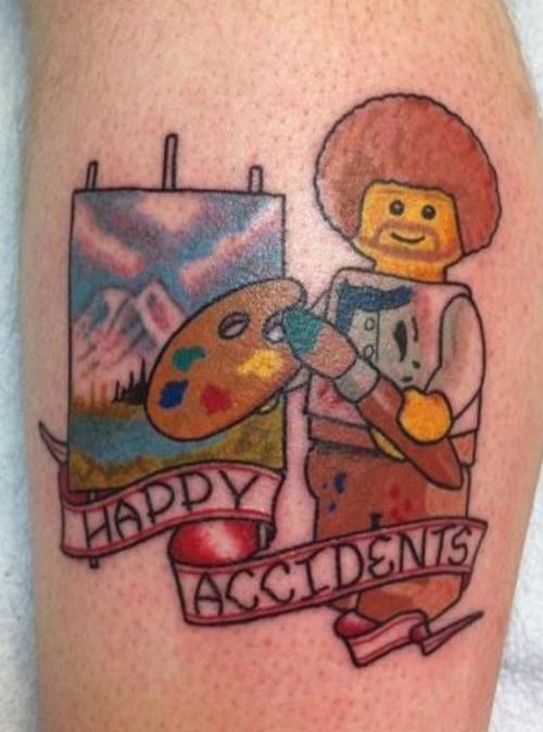 Happy Accidents America's Worst Tattoos Bad Tattoos Ugliest Regrettable Stupid Funny Terrible WTF