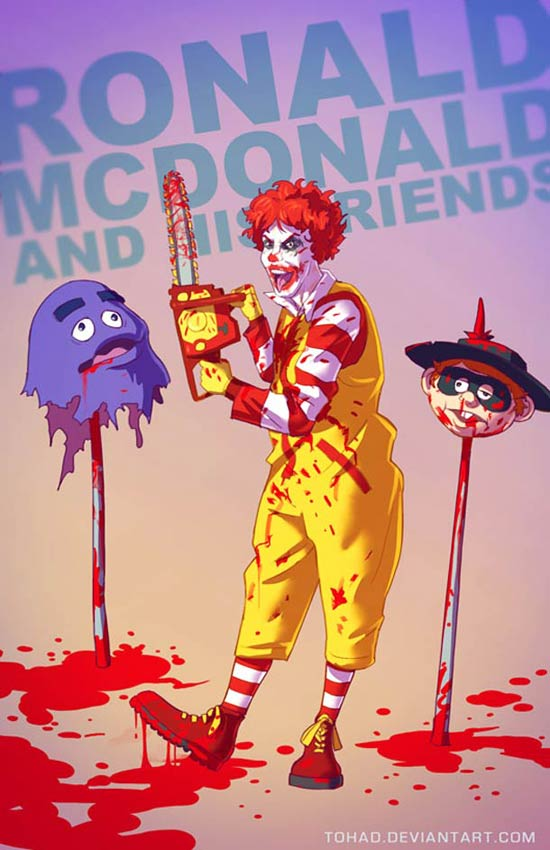 Who wants a Happy Meal? – 18 Funny Pics & Memes, The Strange, The Crazy, The Hilarious