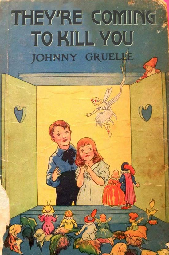 Coming to Kill You - 15 of the Worst Children's Books