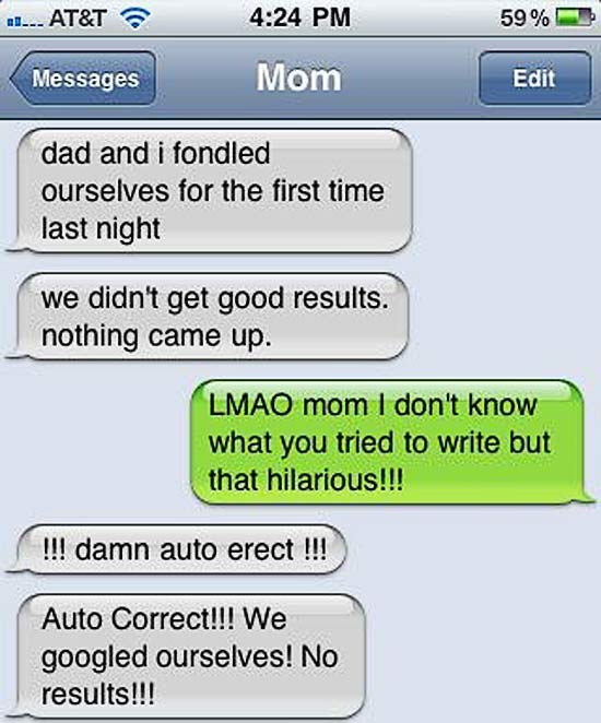29 Reasons Why Parents Should'nt Text