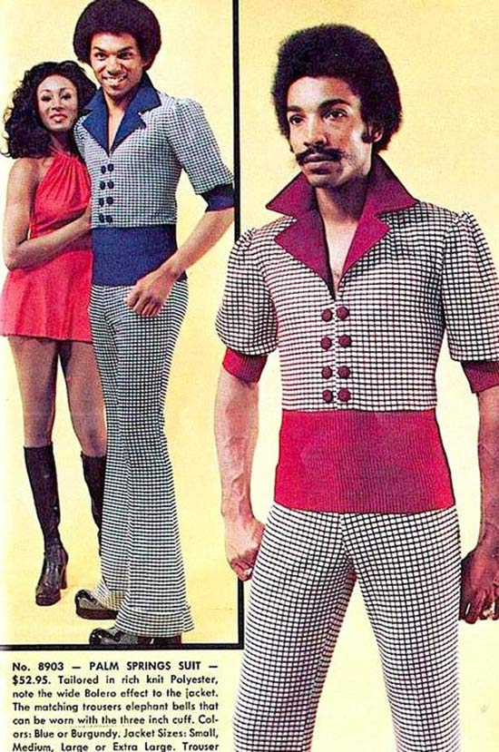 Pimpin' Palm Springs Suits ~ 35 Bitchin' 70s Mens Fashions