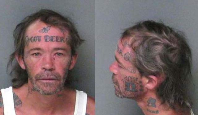Got Beer? ~ 27 of the Funniest Mugshots Ever!