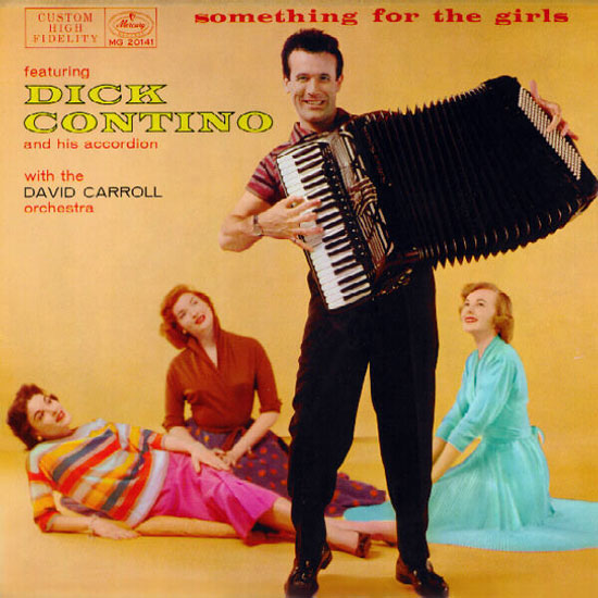 Dick's Accordian ~ 20 of the Worst Bad Album Covers