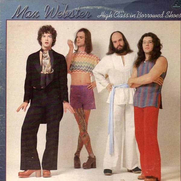 Max Webster ~ 20 of the Worst Album Covers