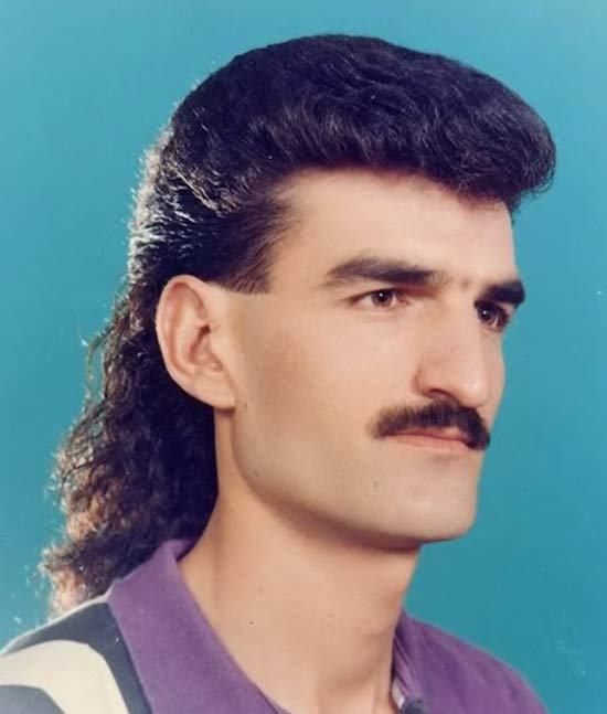~ 35 of the Best, Classic Mullets